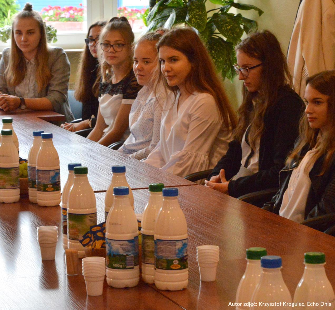 Klasa mleczarska powstała w Zespole Szkół nr 3 we Włoszczowie