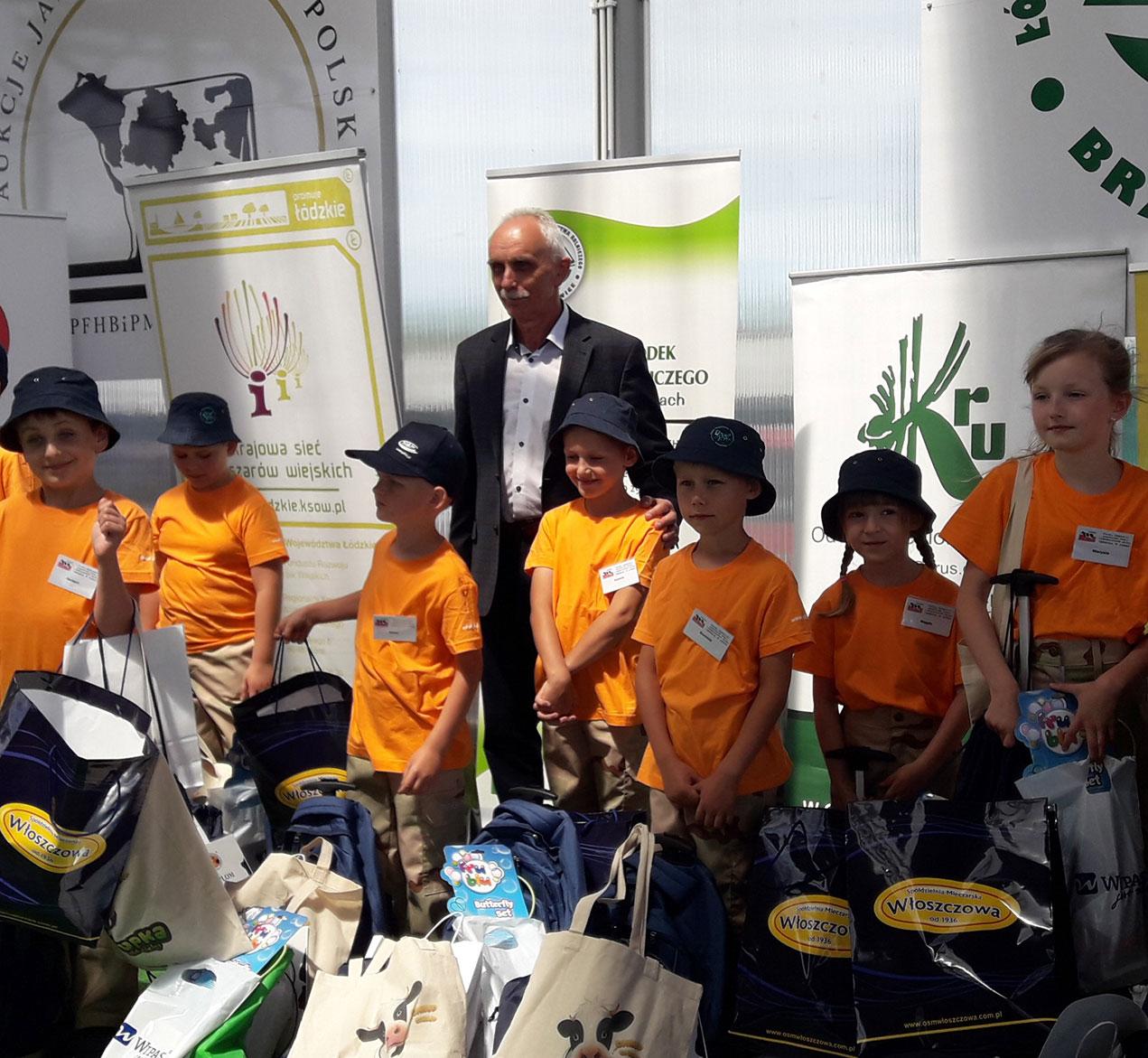 OSM Włoszczowa wspiera młodych hodowców