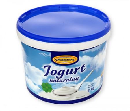 Jogurt Naturalny Wiaderko