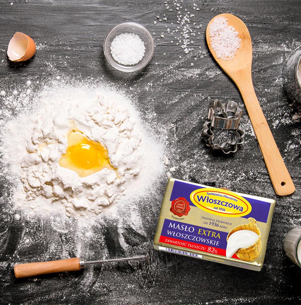 Masło Extra Włoszczowskie