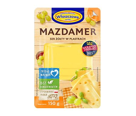Ser Mazdamer plastry