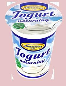 Jogurt z nasionami chia